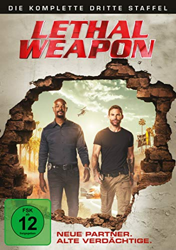 Lethal Weapon - Die komplette dritte Staffel [3 DVDs]
