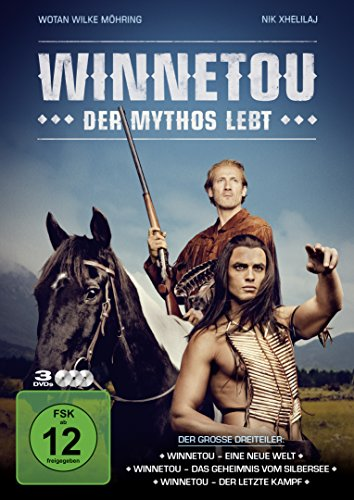 Winnetou - Der Mythos lebt [3 DVDs]