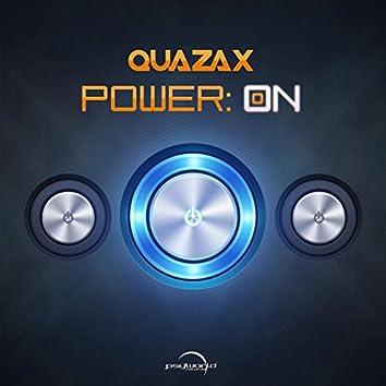 Power: ON