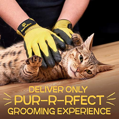 Pat Your Pet Hair Remover - Dog & Cat Brush Glove
