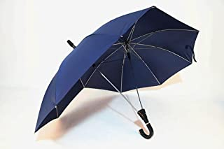 Increase Husband and Wife Umbrella Double Umbrella Mother Umbrella Couple Umbrella Long Handle Umbrella Umbrella Parasol Umbrella Multicolor Optional HNBY (Color : Blue)