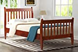 Best Twin Platform Bed - WOODEN HISTORY - FEEL THE WOOD Frame Mattress Review