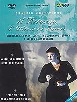 Il Ritorno d'Ulisse in patria [DVD]