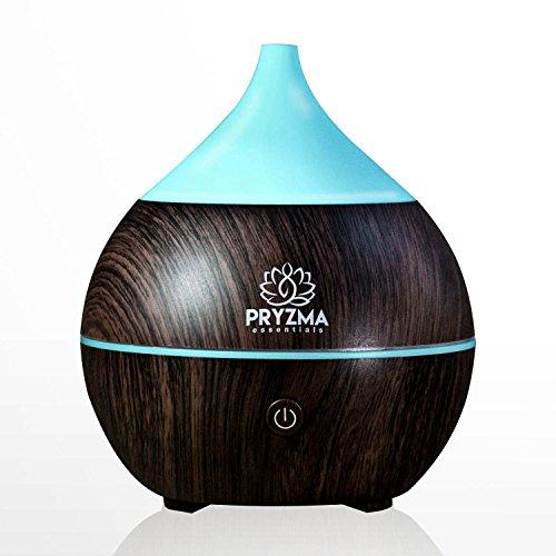 Pryzma Essentials All in One Bluetooth Speaker Aromatherapy...