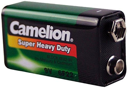 Camelion blokbatterij 9V HeavyDuty