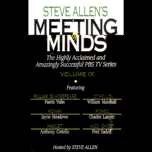 Meeting of Minds, Volume IX audiobook cover art