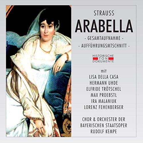 Arabella: Erster Akt - Das Ist Der Schlitten Vom Elemer
