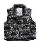 ALPHA INDUSTRIES Cold Gear Down Vest Veste Black,