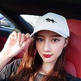 Versione Coreana del Berretto da Baseball degli Uomini di Strada degli Studenti del Berretto Femminile del Cappello Selvaggio Marea Rossa Netta Estiva