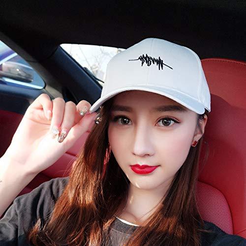 Sombrero Femenino de Encaje de Verano Moda Coreana Gorra de béisbol de Todo fósforo protección Solar Sombrero para el Sol Sombrero para el Sol