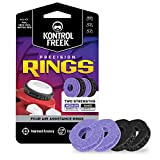 KontrolFreek Precision Rings | Aim Assist Motion Control for PlayStation 4 (PS4), Xbox One, Switch Pro & Scuf Controller | 2 Different Strengths