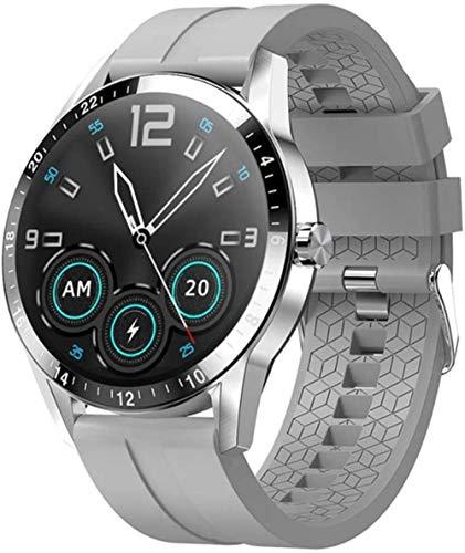 Reloj inteligente con Bluetooth para llamar a los hombres y mujeres s reloj deportivo pulsera de fitness para Xiaomi Android Huawei Glory Ios B