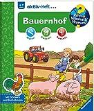 Bauernhof (Wieso? Weshalb? Warum? aktiv-Heft) - Katrin Merle