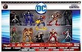 DC Nano Jada Metalfigs Batman, Bizarro, Batgirl, Flash, Catwoman Poisin Ivy, Hawkman, Black Adam, Shazam, Captain Atom
