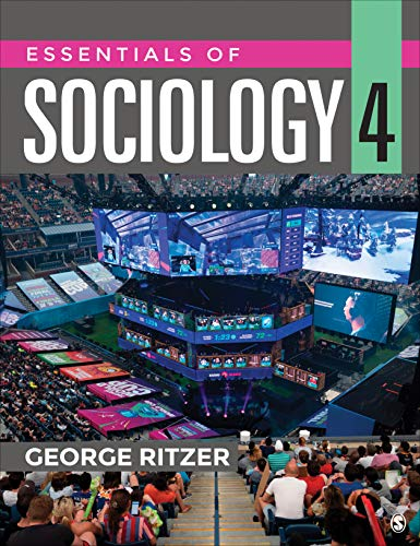 Compare Textbook Prices for Essentials of Sociology 4 Edition ISBN 9781544388021 by Ritzer, George