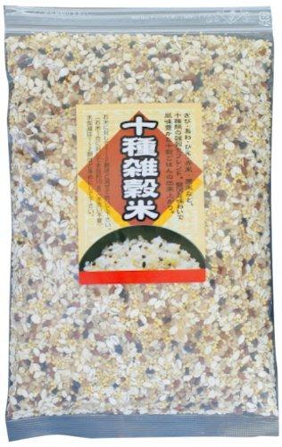 ライスアイランド 素材 十種雑穀米 500g
