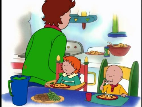 Big Brother Caillou