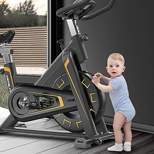 GOYAN Bicicleta de Ejercicio,Bicicletas de Spinning, Bicicle