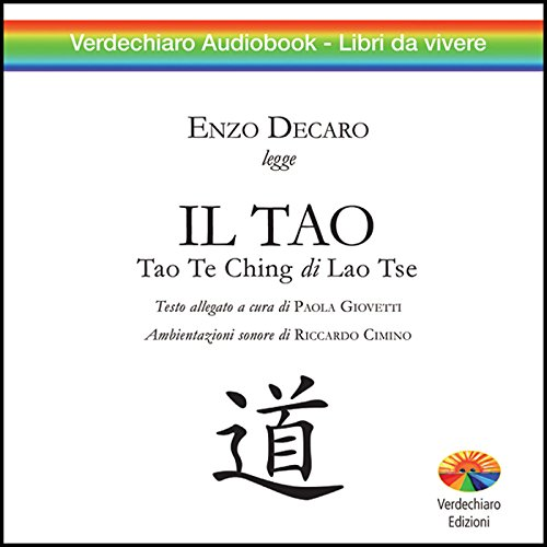 Il Tao, Tao Te Ching audiobook cover art