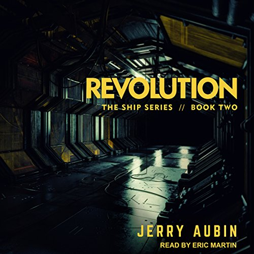 Revolution cover art