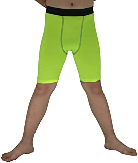 LANBAOSI Football Compression Short Pants Sports Tights Legging