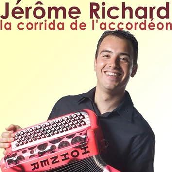 La corrida de l'accordéon