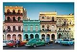 Rompecabezas de regalo 1000 piezas Cuba Habana Vieja, ocio y entretenimiento para adultos al aire libre juguetes educativos para niños decoración diy