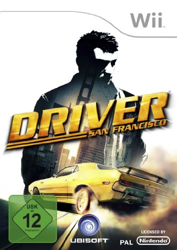 Ubisoft Driver - Juego (Nintendo Wii, Racing, RP (Clasificación pendiente))