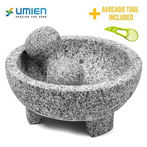 Granite Mortar and Pestle Set guacamole bowl