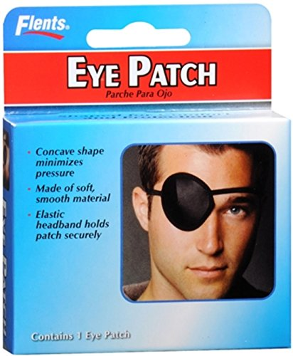 Flents Eye Patch One Size 1 Each (Pack of 2)