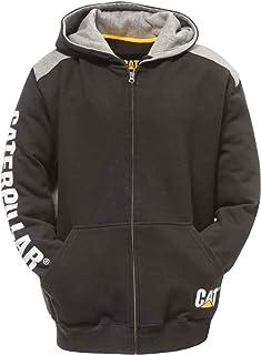 Men's Logo Panel Zip Sweatshirt (Regular and Big Sizes)