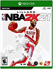 NBA 2K21 is the latest release in the world-renowned, best-selling NBA 2K series. With exciting improvements upon its best-in-class gameplay, competitive and community online features, and deep, varied game modes, NBA 2K21 offers one-of-a-kind immers...