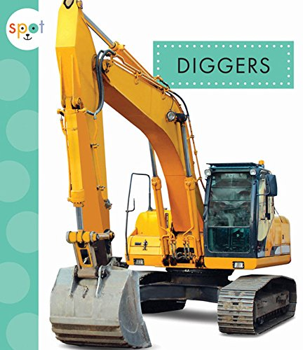 DIGGERS -LP (Spot Mighty Machines)