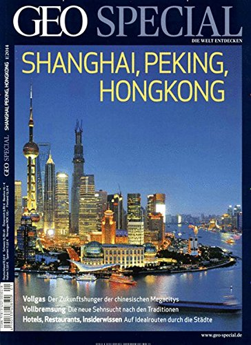 GEO Special / GEO Special 01/2014 - Shanghai, Peking, Hongkong