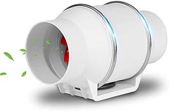 Extracteur D'air, Salle De Bain Extracteur D'air Ventilateur de serre, ventilation ménagère ventilateurs échappement venti...