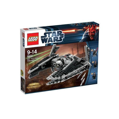 LEGO Star Wars 9500 - Sith Fury class Interceptor