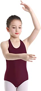iiniim Short Gymnastique Gym Patinage Yoga Pilates Plong/ée Legging Enfant Fille Court Pantalon Danse Classique Short de Danse Ballet Bas de Sport Shorts de Bain 3-8 Ans