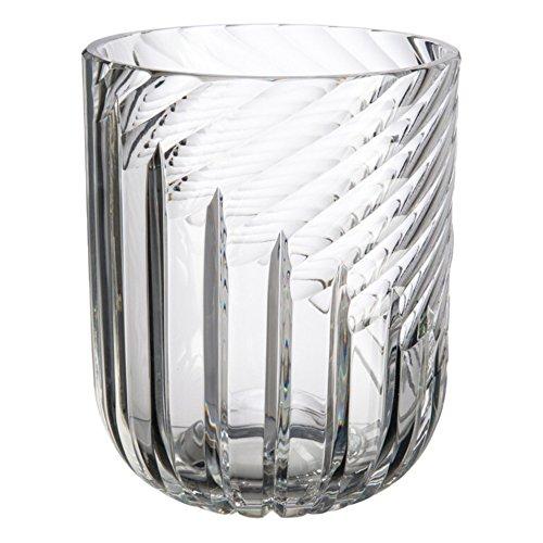 Glas-Bohemia Genova Vase, Glas, 15x 15x 19cm