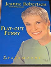 Jeanne Robertson Flat-Out Funny at the Paramount by Jeanne Robertson