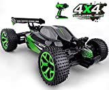 Gizmovine RC Car, 2.4 GHz High Speed 4WD Remote Control Car Large Size RC Trucks , Racing Toy...