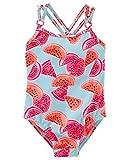 OshKosh B'Gosh Little Girls' One Piece Watermelon Bathing Swim Suit - 2T