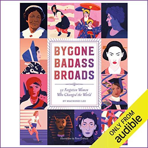 Bygone Badass Broads  By  cover art