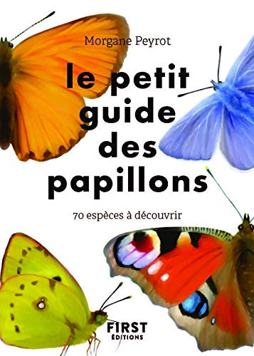 Petit guide des papillons (French Edition)