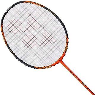 Yonex Voltric 1 DG Badminton Strung Racket (Orange)(3UG5)