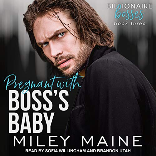 Pregnant with Boss's Baby cover art