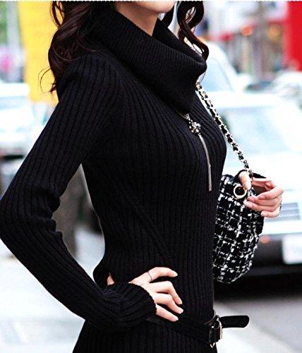 『プールヴー パーティードレス ワンピース ドレス お呼ばれ 女子会 レディース ブラック フリーサイズ』の4枚目の画像