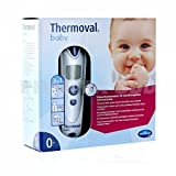 Hartmann - Thermoval Baby thermometre Technologie Infrarouge - Mesure Frontale SANS...