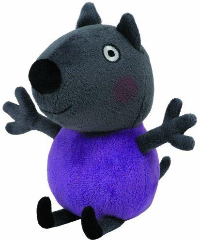 Preisvergleich Produktbild Carletto Ty 46138 Danny Dog Peppa Pig Plüsch,  Blau