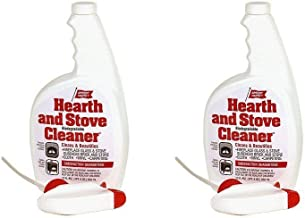 2 Pack of Speedy White Hearth and Stove Cleaner-22 oz Bottle