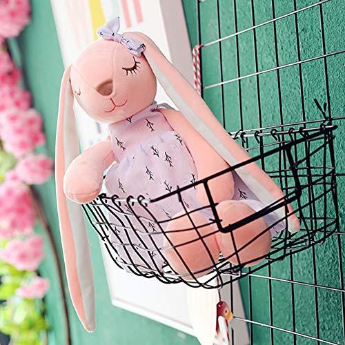 Jinghuash Peluche Bebe,Muñeca de Conejo,Felpa Suave Juguete,para Niños durmiendo,Jugando y Regalo,Conejito de Peluche